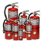 Hand Held Extinguishers