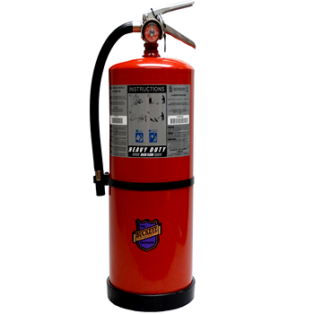High Flow Heavy Duty Fire Extinguishers