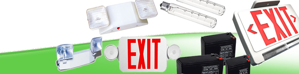 Caldwell Exit Emergency Lights SERVICETYPE