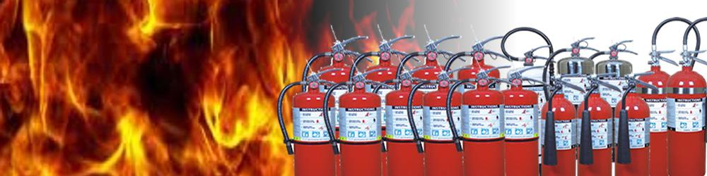 Clark Fire Extinguisher SERVICETYPE