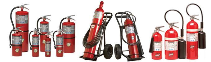City Fire Extinguisher Service